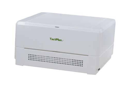 """""""Tactplus"""" the first Braille Tactile & 3D Imaging Printer"""